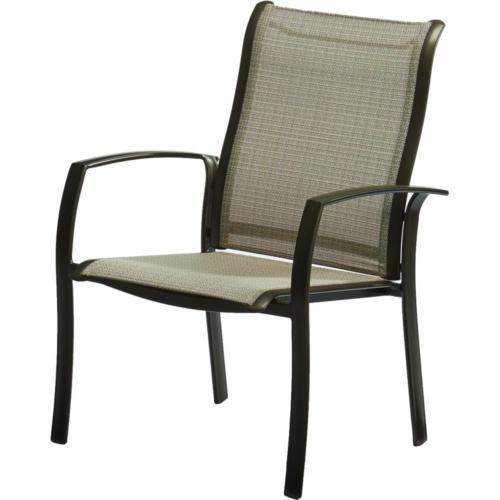 sunbrella elevation aluminum dining outdoor chair oversized