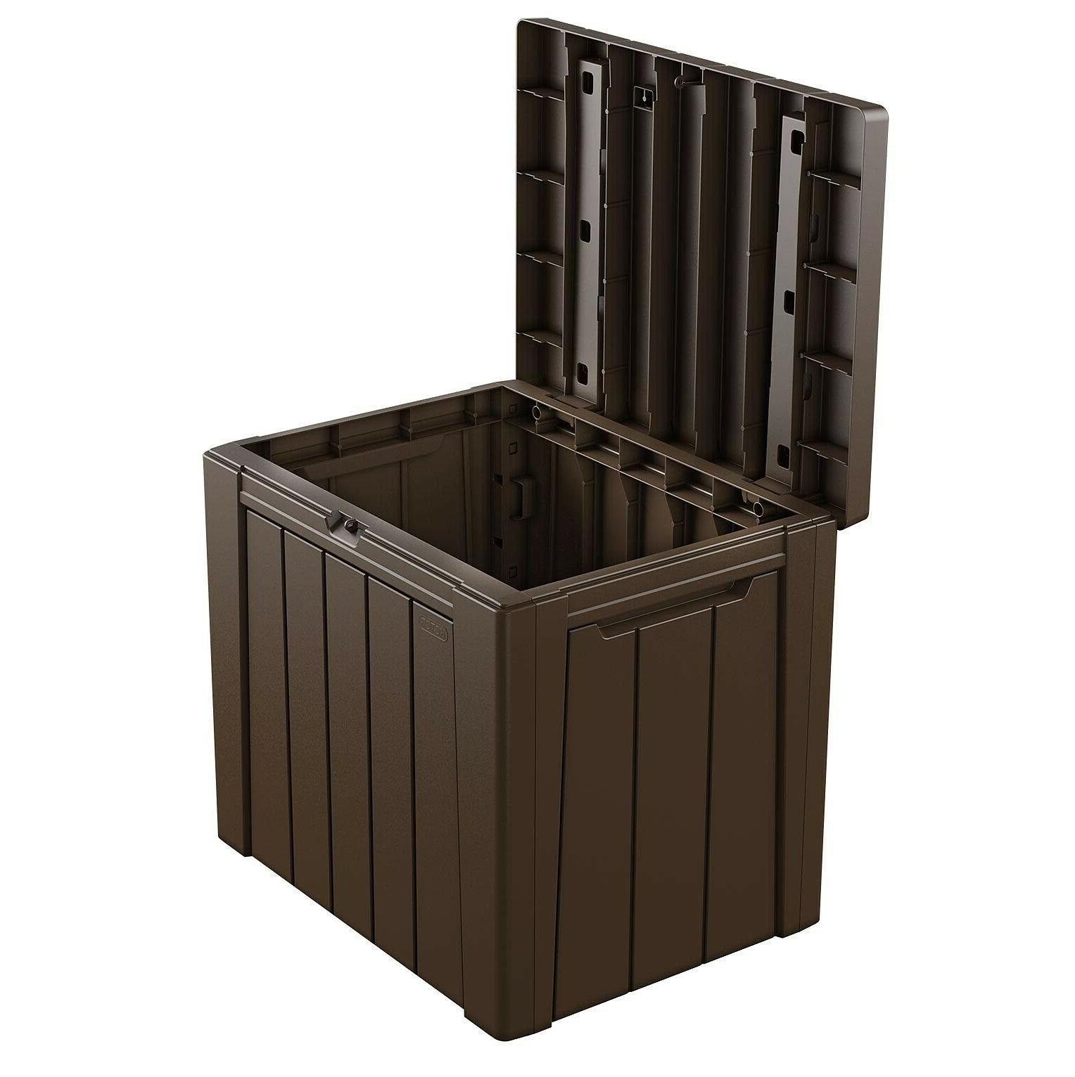 Keter Urban Deck Box/Storage Table