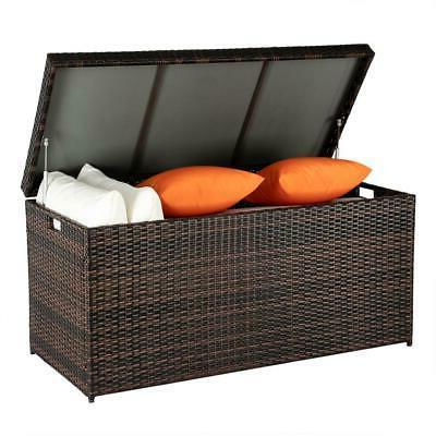132 Gallon Outdoor Storage Garden Furniture