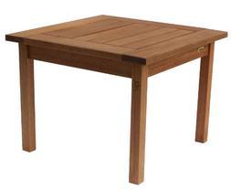 Amazonia Milano Square and Solid Side Table |Super quality E