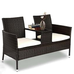 Outdoor Furniture Set Patio Conversation Set with Removable