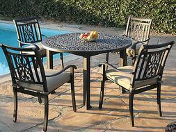 Heaven Collection Outdoor Living Aluminum Patio Furniture 5
