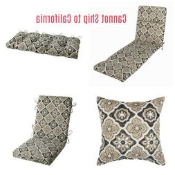 Outdoor Patio Furniture Chair Cushion Replacements Coordinat