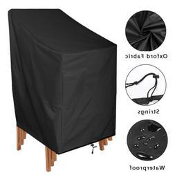 Patio Chair Covers Lounge Seat Waterproof Outdoor Garden Law