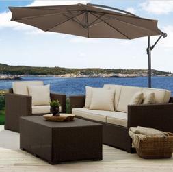 Patio Furniture-Patio Umbrella-Premium® Patio Furniture 10'