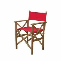 Anderson Teak Patio Lawn Garden Furniture Director Folding A