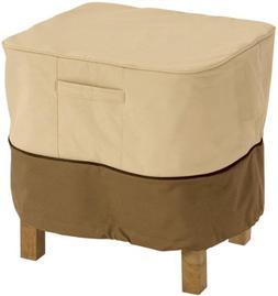 Veranda Collection Patio Ottoman and Table Cover Model 1 Squ