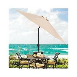 Best Choice Products Patio Umbrella 9' Aluminum Patio Market