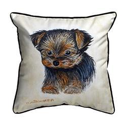 Betsy Drake Polyester Patio Furniture Pillows Tauris Large I