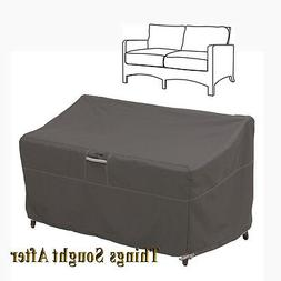 Classic Accessories Ravenna Patio Loveseat Cover - Large 55-