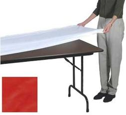 30x96 RED Tablecover
