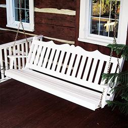 A&L Furniture Co. Royal English Porch Swing