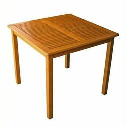 International Caravan TT-VN-0128-Tbl-IC Furniture Piece Roya