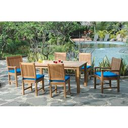 Anderson Teak SET-204 Montage Chester Outdoor Dining Set