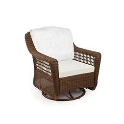 Hampton Bay 56-20344 Spring Haven Brown All-Weather Wicker P