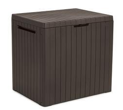Storage Deck Box Outdoor Container Bin Chest Patio Keter 30
