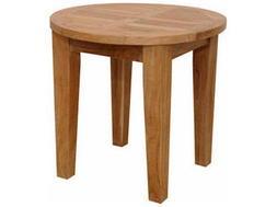 "Anderson Teak TB-106 Brianna Round Side Table, 20"""