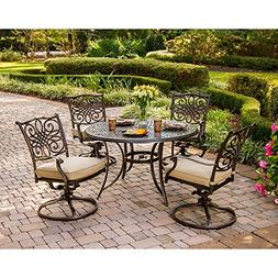 Hanover - Traditions Series Patio Dining Set