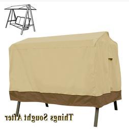 Classic Accessories Veranda Patio Canopy Swing Cover, fits u