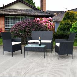 Wicker Furniture Set Outdoor Patio Furniture Rattan Wicker G